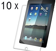 [10Pack] High Quality Anti-Glare Screen Protector for iPad 2/3/4