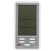 Digital Thermo-Hygro Meter and Calendar DC-802