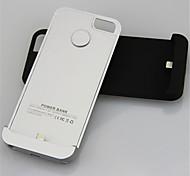 2200mAh caixa de bateria ultra slim para iphone 5