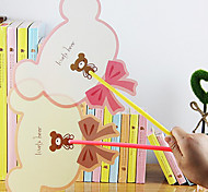 Lovely Cartoon Hand Holding Cooling Fan