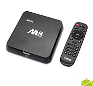 Jesurun M8 Quad-Core 4K Android 4.4 Google TV Player w/ 2GB DDRIII, 8GB ROM, XBMC, Netflix