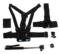 Kit YuanBoTong Camera Accessorio per GoPro Hero3 + / 3/2/1