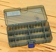 186*103*34MM Army Green Fishing Box Tackle Box