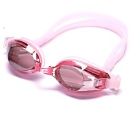 G200M Unisex Silicone Anti-water  Mirror Coated Swimming Goggles