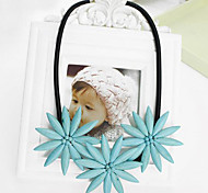 Resin Necklace Choker Necklaces Party/Casual 1pc