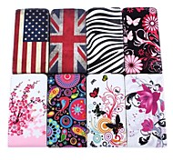 PU Leather Case for LG Optimus L5 IIE460