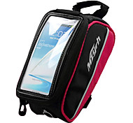 Bike Frame Bag / Cell Phone Bag / Cycle Bags Water Bottle Pocket / Touch Screen Cycling/Bike Terylene / EVA Red / Black