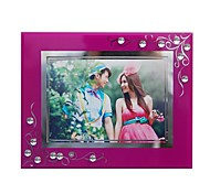Dielianhua Drill Crystal Glass Photo Frame