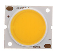 15W COB 1350-1450LM 3000K Warm White Light LED Chip(45-50V,300uA)