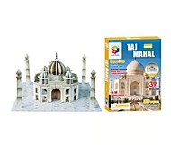 3D Puzzles The Taj Mahal India Model for Children and Adult Educational Toys(36PCS)