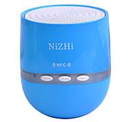 NIZHI TT-026 Mini Wireless Bluetooth V2.1 Subwoofer Speaker for IPHONE / Samsung + More