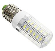 Corn Bulbs , E26/E27 6 W 42 SMD 5730 420 LM Cool White AC 220-240 V
