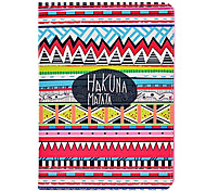 Colorful Stripes  Pattern  Full Body Case  for iPad Air