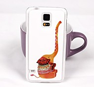 Cute Elephant Pattern PC Back Case for Samsung Galaxy Note 4