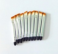 10 Brow Brush Synthetic Hair Eye
