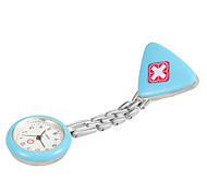 Children's Triangle Style Quartz Keychain Watch