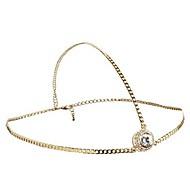 Fashion Crystal Chain Hair Accessories