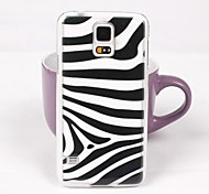 The Beautiful Zebra Pattern PC Back Case for Samsung Galaxy Note 4