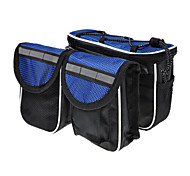 ACACIA 4-in-1 600D High Density Woven Fabric Blue Muti-functional Bike Frame Bag