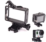 G-474 Specialty Portable Plastic Fixed Frame Case w/Bacpac Installation Elongated Arm for Gopro Hero 3/3+