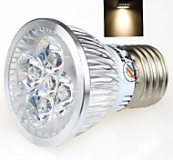 ZHISHUNJIA Dekorativ Spot Lampen E26/E27 4 W 360lm LM 3000k K 4 Warmes Weiß AC 85-265 V