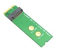 mini-pci-e de 2 carriles 42mm 30mm ngff m.2 ssd a x1 lenovo ultrabook carbono ssd añadir en tarjetas pcba