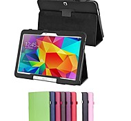 Full Body Leather Case with Stand for Samsung Galaxy Tab4 10.1 T530 (Assorted Colors)