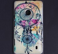 Watercolor Dreamcatcher Pattern PC Hard Case for N520