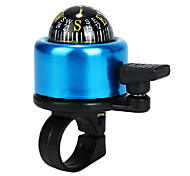 IFire ABS Aluminum Alloy Blue Compass Bike Bicycle Bell