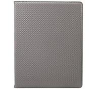 Special Design PU Ledertasche mit Ständer für iPad2/3/4