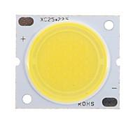 20W COB 1800-1900LM 6000-6500K lumière blanche fraîche Chip LED (30-34V, 600uA)