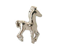20PCS Fashion Alloy Horse Floating Charms For Memory Living Locket(55 PCS Per Package)