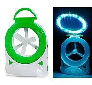 Portable Multi-functional Fan Design with Emergency Light LED Night Light