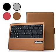 Detachable Protective Leather ABS Wireless Bluetooth Keyboard Cover Case for iPad Air (Assorted Colors)