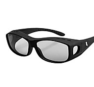 Reedoon Polarized Light Patterned Retarder 3D Glasses for 3D TV