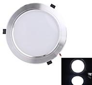 белый свет Светодиодная лампа потолка (мужчины и женщины разъем) белый 1250lm AC85-265V 15w