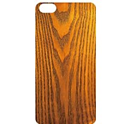 Beautiful Wood Pattern PC Back Case for iPhone 5C
