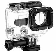 Gopro Hero 3 Side Hole Protection Shell Does Not Contain The Lens The Lens Position Is Empty
