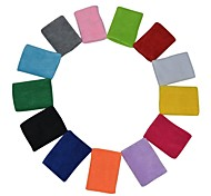 Sports Outdoor 8cm x 10cm Protection Wristbands 13pcs/lot (Assorted Color)