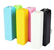 Power Bank for iPhone Samsung Small Perfume Mobile Power 2600MAH Color Lights(5V1A)