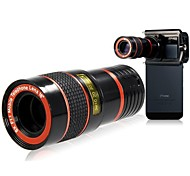 8x Lente Zoom Telescopio para el iPhone / Samsung