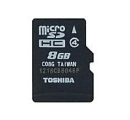 TOSHIBA SD-C32GR6W4 MicroSDHC Memory Card  (8GB / Class 4)