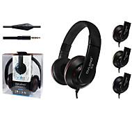 Ovleng X3 Foldable Studio Headphone for IPHONE4/4s/5/SAM SUNG/HTC/IPAD