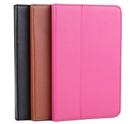 Litchi Pattern PU leather with Stand Full Body Case for Lenovo A3300 (Assorted Colors)