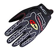 NUCKILY Winter Anti-Skid Warm Full Finger Cycling Gloves Gl5319