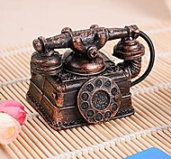 ENKAY Retro Style Music Box Toy for Gift or Decoration (Radom Pattern)