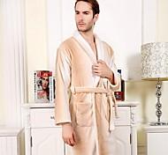 Bath Robe, High-class Milk Soft Garment Bathrobe Thicken