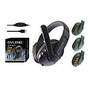 Ovleng Q7 Super Bass USB Headphone