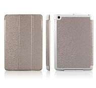 Enkay gestaltete 3-Falten-Schutzhülle für iPad mini 3, ipad mini 2, iPad Mini w / Auto-Sleep-Funktion (verschiedene Farben)