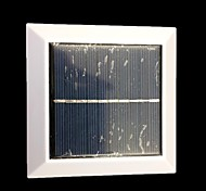 3.7V 800mAH 4 LED solaire capteur PIR Wall Light Light Motion / Wall Light / Lumière Monté